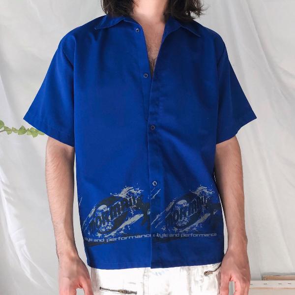 Camisa 90s vintage
