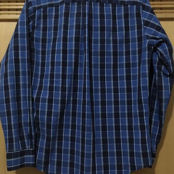 Camisa de manga longa