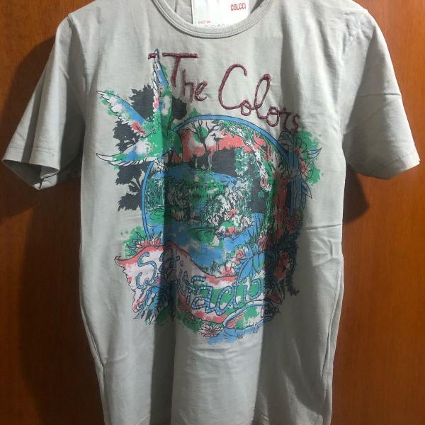 Camiseta colcci