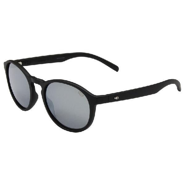 Culos de sol hb gatsby matte black espelhado - surf alive