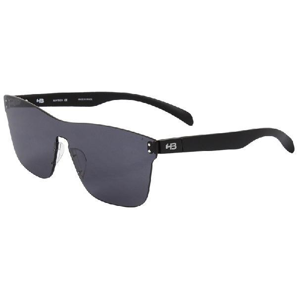 Culos de sol hb h-bomb mask matte black gray lenses - surf
