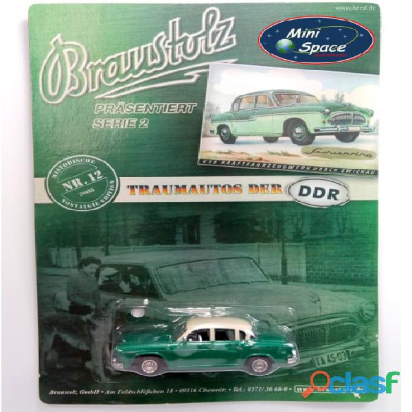 Grell Modell 1956 Sachsering P240 cor verde 1/64 11