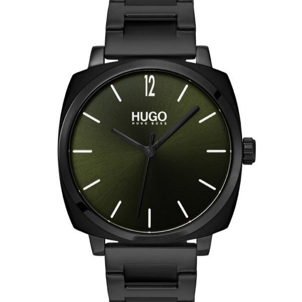 Relógio hugo boss masculino aço (sem uso)