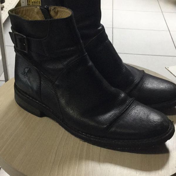 Side walk bota masculina bruta !