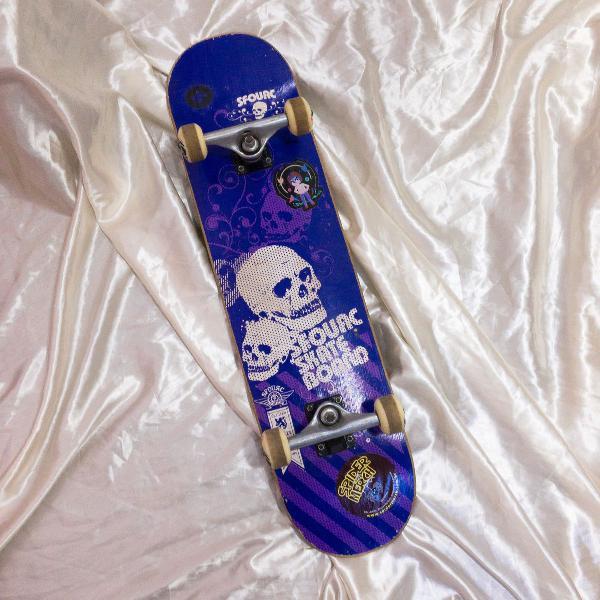 Skate semi- novo
