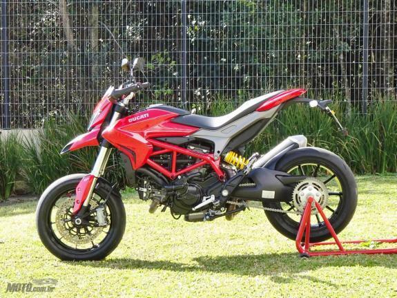 Ducati - hypermotard 821