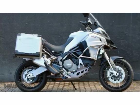 Ducati - multistrada 1200 enduro limited