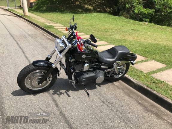 Harley-davidson - dyna fat bob fxdf