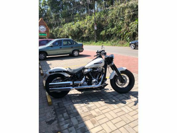 Harley-davidson - softail slim