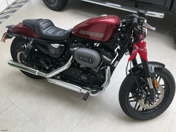 Harley-davidson - sportster xl 1200 cx roadster