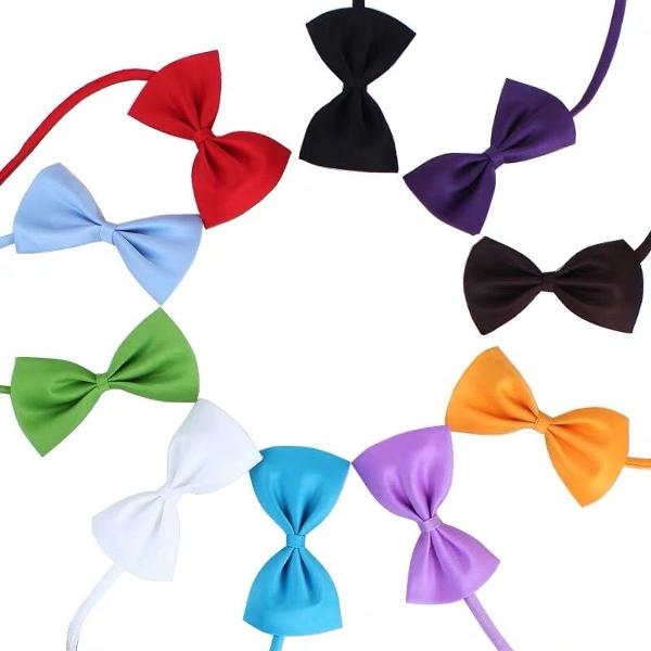 05 gravata gravatinha borboleta para pet cão cachorro gato