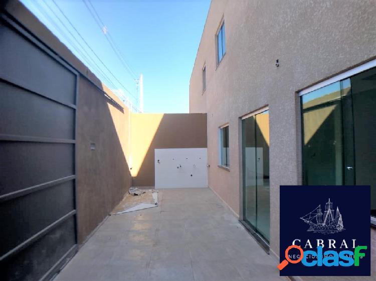 Casa 02 quartos à venda, 95 m² por r$ 280.000 candida ferreira/cabral