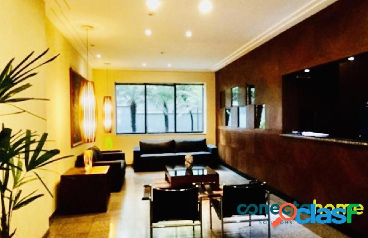 Flat de 35 m², 1 dormitório e 1 vaga no jardins