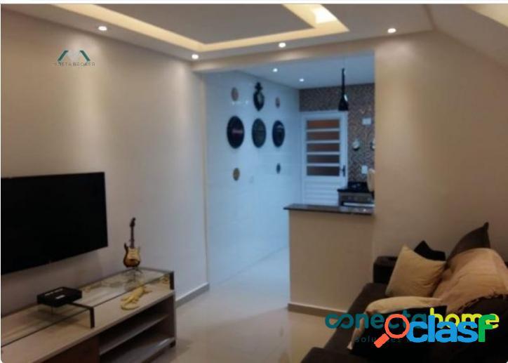 Sobrado em Condomínio na Freguesia do Ó, 70 m², 2 suítes, 1 Vaga 2