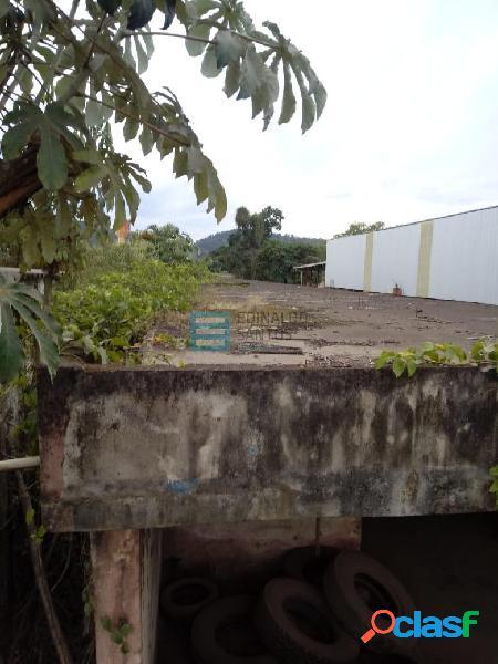 terreno comercial de 12x120mts com construção precisando de reforma 2