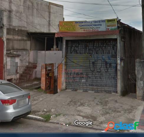 Terreno na avenida dos latinos -jardim santa terezinha