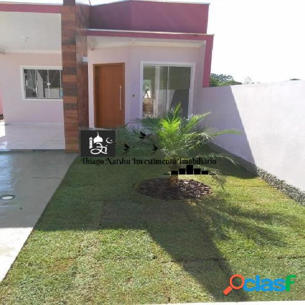 Casa - loteamento são josé - bairro cobre - canelinha/sc