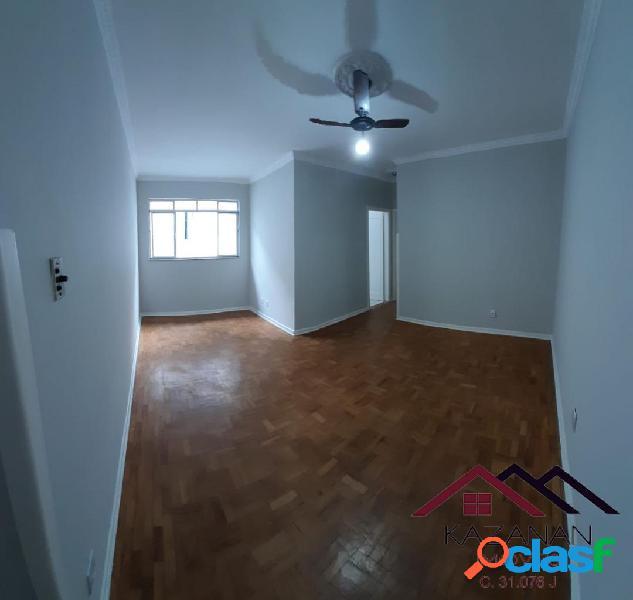Apartamento 2 dormitórios - gonzaga - santos