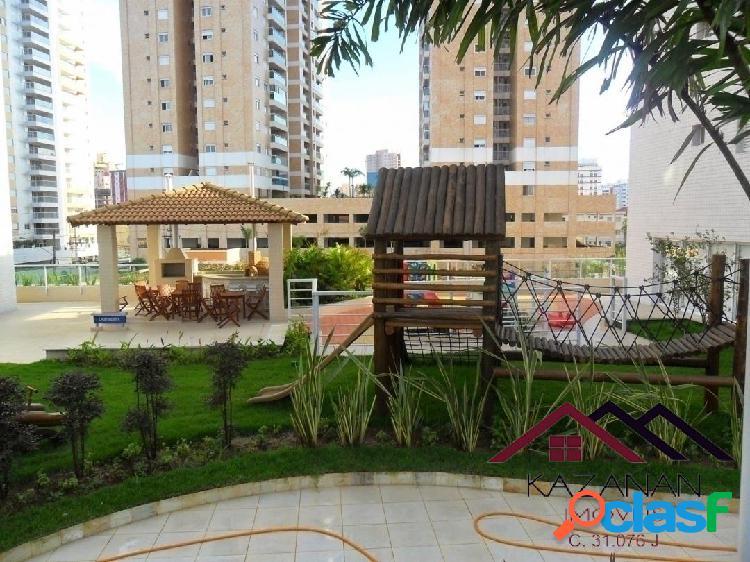 Vila marina 3 dormitórios sendo 1 suíte com lazer ponta da praia santos sp