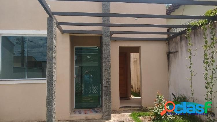 Casa nova 03 quartos - bairro visão - lagoa santa