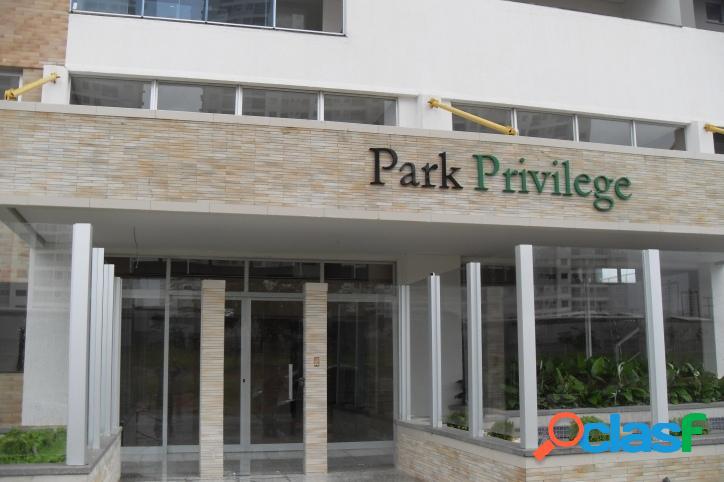 Apartamento com 03 suítes edifício park privilege