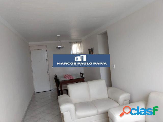 Apartamento em guarulhos com 66 mts 2 dorms 1 vaga no costa azul