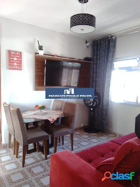 Apartamento em guarulhos na vila augusta com 50 mts 2 dorms 1 vaga