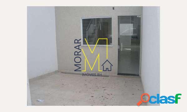 Casa com 2 dormitórios à venda - Santa Mônica em Belo Horizonte/MG