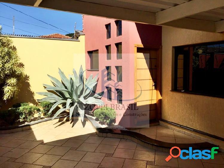 Ca933 - casa, venda, americana, 300m², 3 dormitórios, 2 banheiros, 1 suíte,