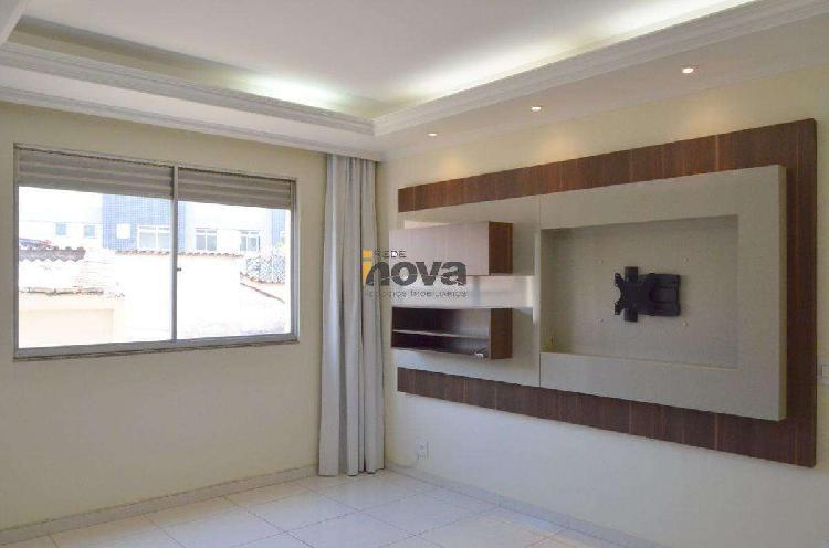 Apartamento, nova floresta, 3 quartos, 1 vaga