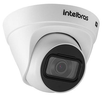 Câmera dome ip intelbras vip 1020 d g2 720p 30fps 20m