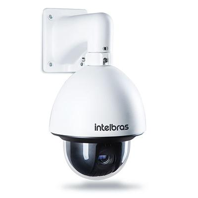 Câmera ip speed dome full hd 30x intelbras vip 5230 sd
