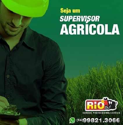 Curso de supervisor agrícola