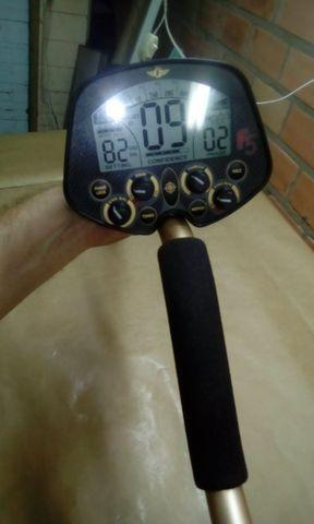 Detector de metais fisher f 5