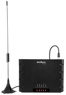 Interface celular gsm p/ pabx intelbras itc 4100 4 band