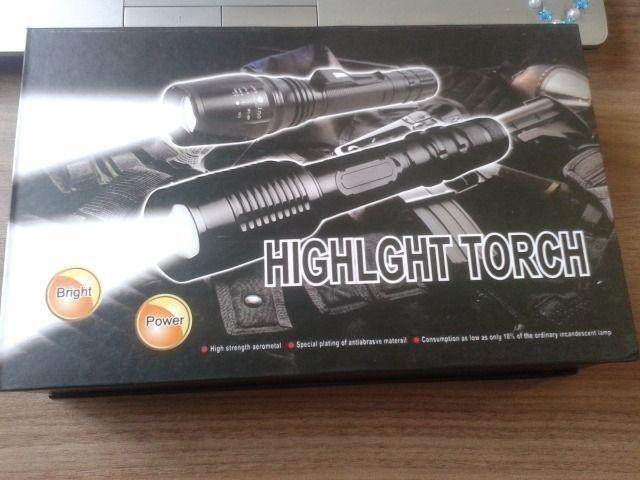 Lanterna Highlght Torch Bnz 128000w