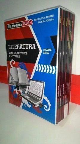 Livros ensino médio novos e usados bem conservados