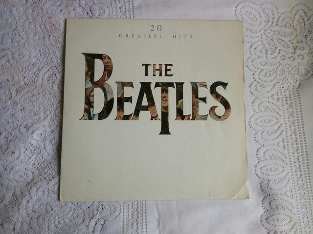 Lp vinil beatles greatest songs