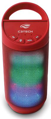 Speaker bluetooth c3tech sp-b50bl 8w rms memorycard usb