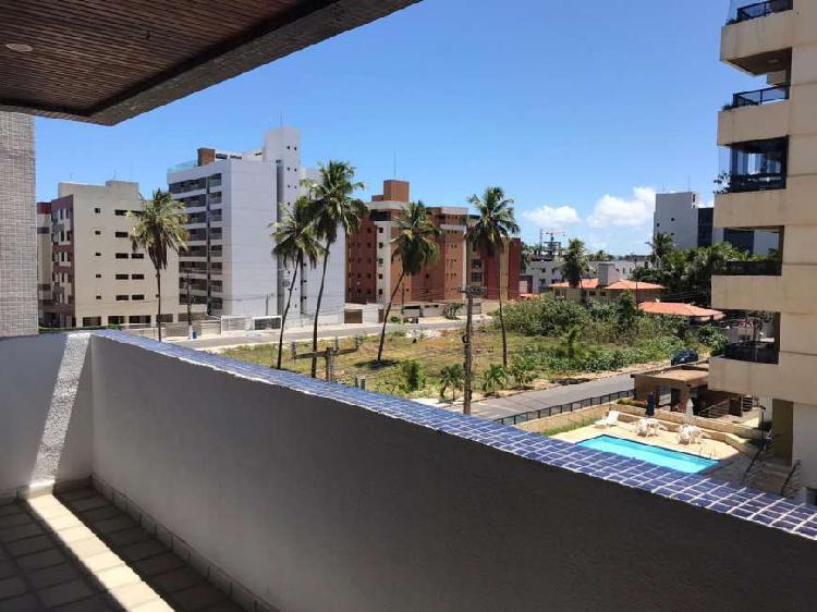 Apartamento a venda intermares,115m² 3qtos,1st,dce,02 vagas