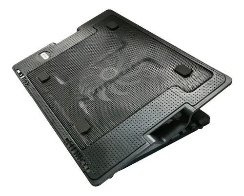 Base cooler p/notebook power gamer exaustor ar quente usb nf