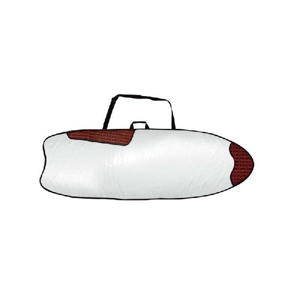"Capa para prancha de surf 6.0"" pro lite day use fish tail"