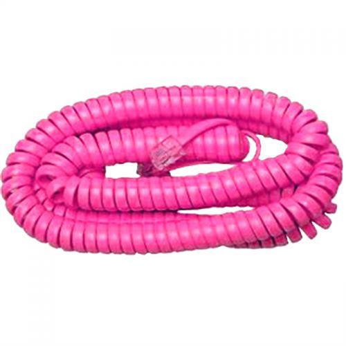 Cabo espiral para telefone pink cp-625 coby