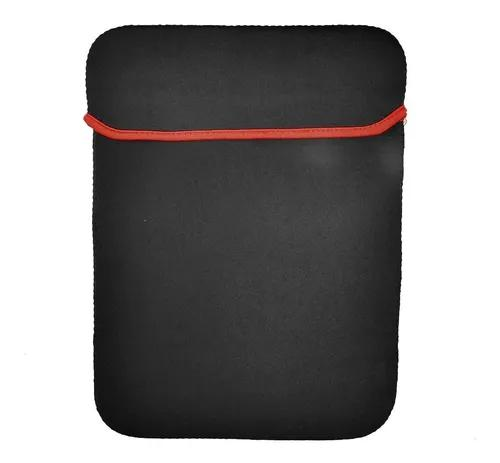 Capa case luva p/ notebook 17 polegadas neoprene dupla face
