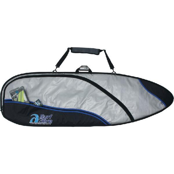 Capa para prancha de surf 6'6 refletiva surf alive -