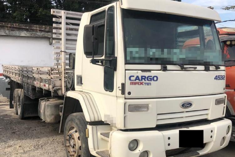 Cargo4532 ford - 08/09
