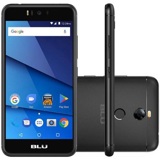 Celular blu r2 r0171ee dual chip 32gb 4g