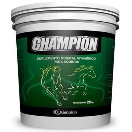 Champion equinos 20 kgs