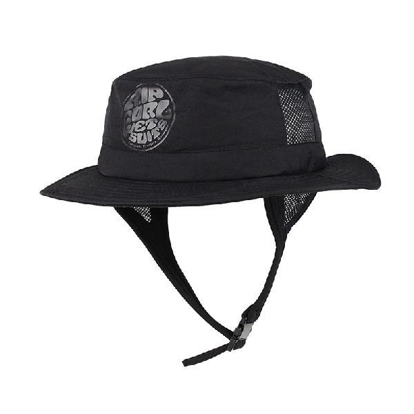 Chapéu para surf rip curl tidal black - surf alive