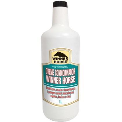 Creme condicionador 1 litro winner horse